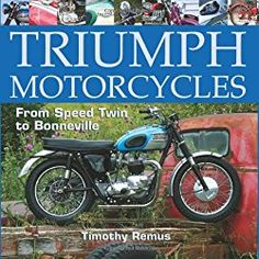 Triumph Motorcycles are at the center of the Brit bike universe. Model-by-model breakdown w/eye-popping Pictures, Specs, History & more...