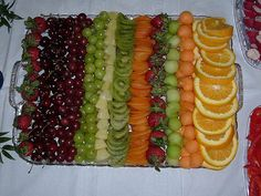 Fruit table!!!