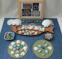 Image of Sea Mandala Design Set
