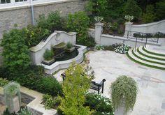 The Bride's Garden at Franklin Park Conservatory, Columbus, Ohio | Landscape design by JMMDS