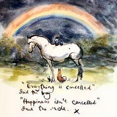 Horse Quotes, Boy Quotes, Life Quotes, Happy Place Festival, Lynda Barry, Charlie Mackesy, Charlie Horse, Reading Cartoon, The Mole