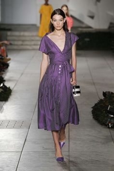 Carolina Herrera, Primavera/ Verão 2018, Nova York, Womenswear
