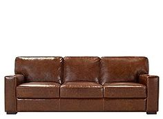 Ketterly Leather Sofa