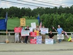 Rally in support of police, Border Patrol, and veterans Raleigh, NC Sat Aug 30 part of Operation American Shield pic 1