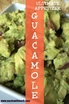 Guacamole Done Right! Perfect appetizer for any occasion! Have friends coming over.This Guacamole is so easy and quick to put together and pairs well with your favorite tortilla chips. It will be the best guacamole that you will ever have! Best Guacamole Recipe, Guacamole Dip, Mexican Food Recipes, Healthy Recipes, Ethnic Recipes, Mexico Food, Simply Recipes, Fall Recipes, Dinner Recipes