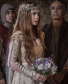 """""""You, sir, have quite frankly ruined my wedding. Medieval Fashion, Medieval Dress, Medieval Fantasy, Princess Aesthetic, Fantasy Costumes, Historical Clothing, Costume Design, Female Characters, Kate Middleton"""