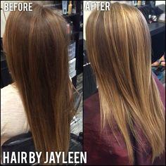 Balayage, blended, natural balayage, long layers, Sam Diego hairstylist, San Diego salons, the Hot Seat salon