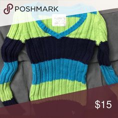 Justice sweater for girls Girls justice sweater for girls, really warm and fits snug size 8 from clean smoke free home Justice Shirts & Tops Sweaters
