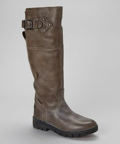 Take a look at this Brown Dublin Edge Boot - Women by Dublin on #zulily today!