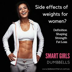 4 Week E-Book Introduction to Dumbbells Portion Sizes by BabesRun
