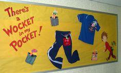Seuss Bulletin Board