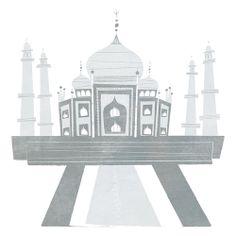 The Taj Mahal :)