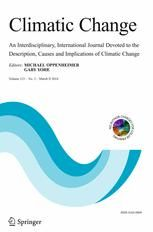 This paper presents an assessment of the implications of climate change for global river flood risk. It is based on the estimation of flood ...