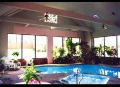 Indoor pool relaxation at Sassafras Inn Bed & Breakfast Hernando, Mississippi