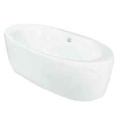 Presqu'ile® 2-Sided Freestanding Bath Aprons    Features:    Presqu'ile bath aprons, for use with Presqu'ile freestanding bath or freestanding whirlpool  Three piece design (bath and 2 aprons)  Simple push to fit aprons