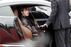 So Sexy even in Car, who else besides JJ ❤️ JYJ Hearts