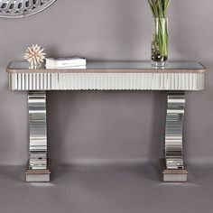 I pinned this Mazi Console Table from the Chez Couture event at Joss and Main!