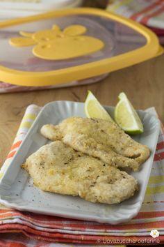 fettine petto pollo forno ricetta leggera