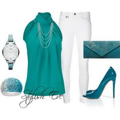 Spring/ Summer 2013 Outfits for Women by Stylish Eve via @Barbara Acosta Acosta Tweten