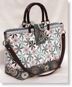 Miranda Day Bag Pattern