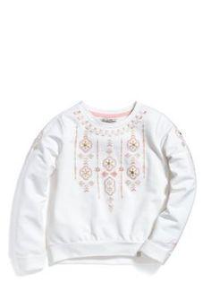Lucky Brand  Ferris Sweatshirt Girls 4-6x