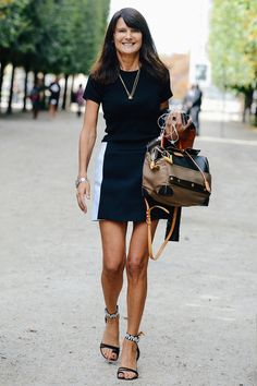 Parisian stylist Marie-Amélie Sauvé tops my list of chicest of the chic women. I'm inspired by...