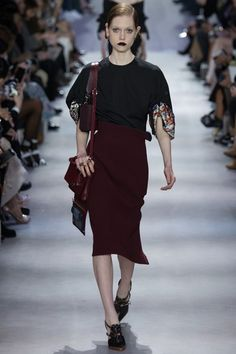 Christian Dior Fall 2016 Ready-to-Wear Collection