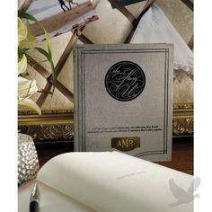 """""""Story Of Us"""" Alternative Guest Book & Box"""