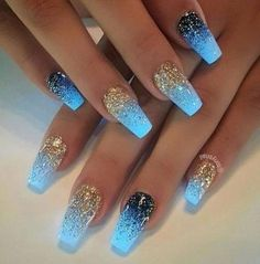Elegant and Cute Acrylic Nail Designs, unique ideas for you to try in special day or event. Spectacular options to make your nail gorgeous and amazing! Classy Nails, Simple Nails, Trendy Nails, Cute Nails, Classy Nail Designs, Nail Art Designs, Nails Design, Design Design, Awesome Nail Designs