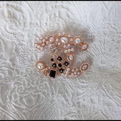 FLASH SALEBeautiful brooch (rose gold) Gorgeous fashion brooch Accessories
