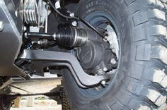 Portal axle conversion for VW T5 4motion by Seikel - Expedition Portal