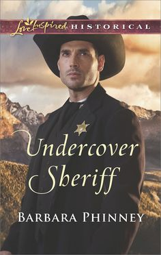 Barbara Phinney - Undercover Sheriff / https://www.goodreads.com/book/show/32283101-undercover-sheriff