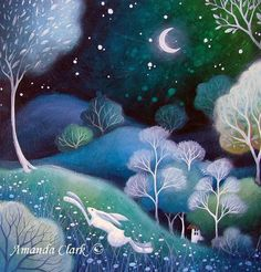 Under the Stars - Amanda Clark