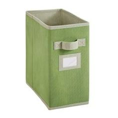 Martha Stewart Living In Cornichon Fabric Drawer At The Home Depot