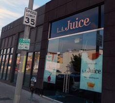 L.A. Juice, More Cold-Pressed, Organic Juice For Melrose #juicing #juice #organic
