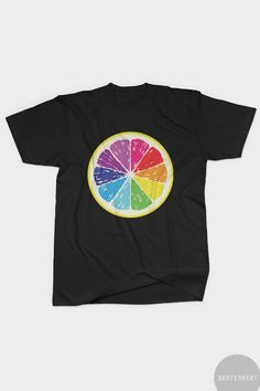 Lemon shirt Lemon Colorful Shirt Lemon Women and Men Shirt Lemon Rainbow Shirt Daughter Gift Funny Shirt Gift for Her Lemon Tshirt by quoteshirt from quoteshirt on ETSY. Find it now at http://ift.tt/24nerhO!