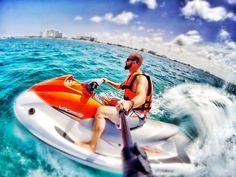 Agua, velocidad, adrenalina y GoPRO!! #motoacuatica #selfie #pole #yosoydeagua #GoPRO