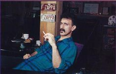 Zappa at home