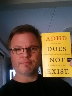 "I Call BS: Dr. Saul's ""ADHD Does Not Exist"""