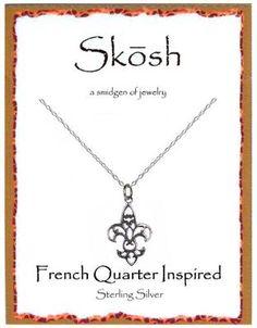 French Quarter Fleur de lis