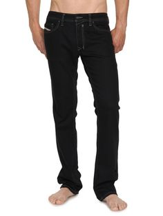 Diesel jeans - there's nothing wrong with having black jeans in your wardrobe.
