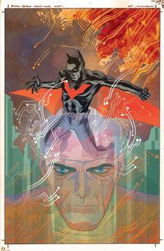 Batman Beyond by JH Willians