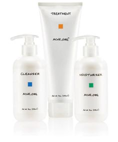 The Regimen: Acne.org Complete Acne Treatment Kit
