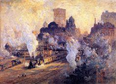 metropolitan museum of art paintings | ... -Cooper-xx-Grand-Central-Station-xx-Metropolitan-Museum-of-Art.jpg