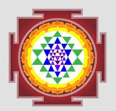 Inner Riches Meditation Experience - Day 1 - Project:Yourself Mindfulness Meditation, Guided Meditation, Meditation Symbols, Spiritual Enlightenment, Spirituality, Spiritual Awakening, Yantra Tattoo, Tantra Art, Ganapati Decoration