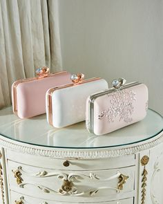 aedaf7c2bc BLUSHING BEAUTIES  Soften your scheme with delicate pinks Wedding Guest  Accessories