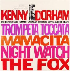 10 typography jazz record covers Vol.2 - Typostrate