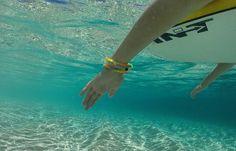Sometimes you have to swim against the tide #livelokai 📸 @fijichili