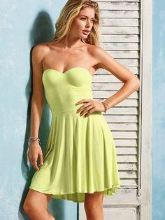 c08de25e90 victoria's secret strapless bra top dress | ivo hoogveld