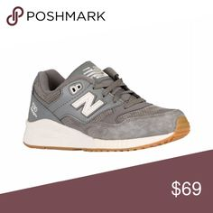 Men's Grey New Balance 530 Men's New Balance 530. Size 10. Shows some signs of wear, but in excellent wearable condition. Grey suede with off white soles. Photos coming. New Balance Shoes Sneakers